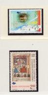2000 - BOSNIA ERZEGOVINA - Mi.  Nr. A165+191 - NH - (UP121.27) - Bosnia Erzegovina