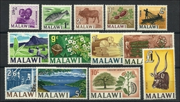 (2887) - Malawi 1964, Dauerserie - Malawi (1964-...)