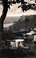 CPSM Café Restaurant Viktoriagarten Sur Koblenz En 1937 - Ecrite & Circulée - Koblenz