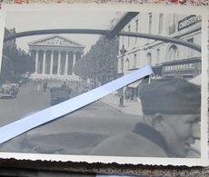 Paris 1940 Traversée De La Capitale En Camion Allemand. Occupation. Wehrmacht Heer - 1939-45