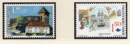 2000 - BOSNIA ERZEGOVINA - Mi.  Nr. 208/209 - NH - (UP121.27) - Bosnia Erzegovina