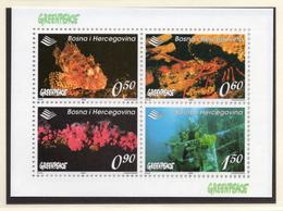 2000 - BOSNIA ERZEGOVINA - Mi.  Nr. BF 9 - NH - (UP121.28) - Bosnia Erzegovina