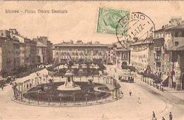 LIVORNO    Plazza Vittorio Emmanuele - Livorno