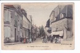 3 - Luzy - Rue De La République - Otros Municipios