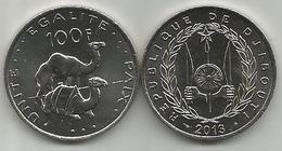 Djibouti 100 Francs 2013. High Grade - Djibouti