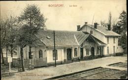 BOITSFORT : La Gare - Watermael-Boitsfort - Watermaal-Bosvoorde