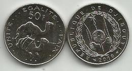 Djibouti 50 Francs 2010. High Grade - Djibouti