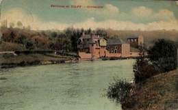 Environs De Tilff - Crèvecoeur (colorisée, 1913) - Esneux