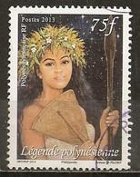 LOTE 1827  ///  (C046)    POLINESIA FRANCESA 2013 - Polinesia Francesa