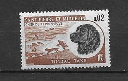 LOTE 1827  ///  (C005)    SAINT PIERRE ET MIQUELON **MNH - Impuestos