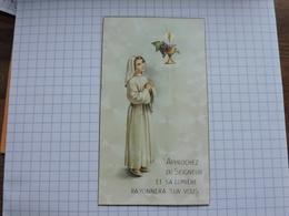 IMAGE PIEUSE - Sainte Monique De Bagneux 24 Mai 1964 - Religion & Esotérisme