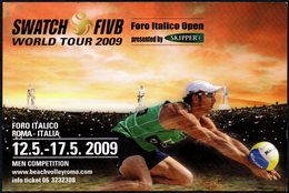 BEACH VOLLEY - ITALIA - FIVB WORLD TOUR 2009 - NUOVA - Volleyball
