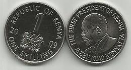 Kenya 1 Shilling 2009. High Grade - Kenya