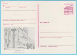 J.M. 24 - Entier Postal - Allemagne - N° 11 - Compositeur - R. Strauss - Musique