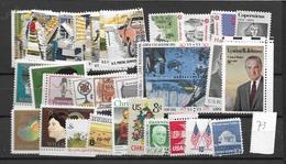 1973 MNH USA Year Collection, Postfris** - United States