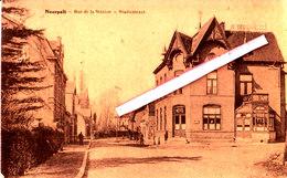 NEERPELT - Rue De La Station - Statiestraat - Superbe Carte - Neerpelt