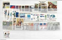 1975 MNH USA  Year Complete, Postfris** - United States