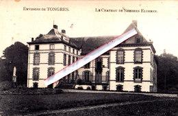 Environs De TONGRES - Le Château De Sheeren Elderen - Tongeren