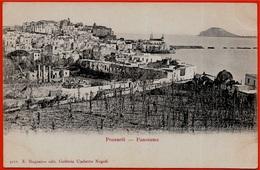 CPA Cartolina Postale ITALIA Italie POZZUOLI - Panorama ** Campania Napoli - Napoli (Naples)