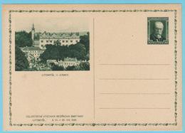 J.M. 24 - Entier Postal - Tchécoslovaquie - N° 27 - Compositeur - Smétana - Musique