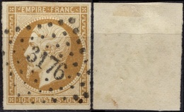 FRANCE  13B (o) Type Napoléon III Second Empire 1853 (1) - 1853-1860 Napoleon III