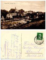 Germany 1927 Postcard Pleissa Bei Limbach, To Chemnitz - Germany