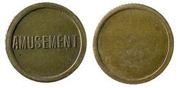 02826 GETTONE TOKEN JETON MACHINE AMUSEMENT - Royaume-Uni