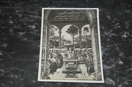 5099   SIENA, CATTEDRALE, ENEA PICCOLOMINI AMBASCIATORE AL RE DI SCOZIA - Siena