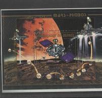 Guinée  COSMOS  YT** MNH  BF 78 Exploration Mars Phobos - Space