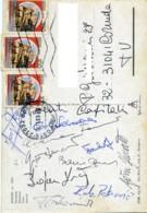 BORMIO SCI ALPINO Valtellina '83 Autografi Bojan Krizaj Rok Petrovic And Others Ski Champions - Autografi