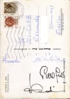 LIVIGNO  SCI ALPINO  Autografi Piero Gros Ski Champions And Others - Autografi