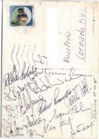 SESTRIERE  SCI ALPINO  Autografi Edalini Stenmark Pramotton Gerosa Thöni Giorgi Holzer And Others Ski Champions - Autografi