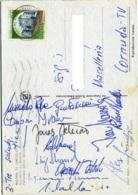 MADONNA CAMPIGLIO  SCI ALPINO  Autografi Giorgi Pramotton Stenmark Gerosa Thöni Strand Nilsson And Others Ski Champions - Autografi