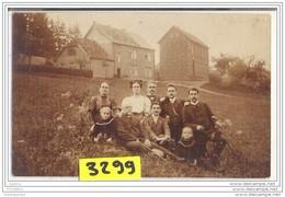 7441 AK PC CARTE PHOTO   FAMILLE A IDENTIFIER - Cartoline