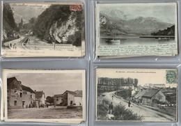 1000 CP France & Une Vingtaine De Fantaisies. Des Drouilles Et Des Pas Drouilles. Lot N° 3 - Postcards