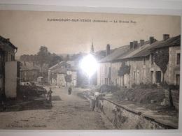 Guignicourt Sur Vence - France