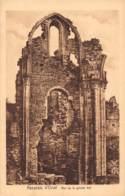 Abbaye D'Orval - Mur De La Grande Nef - Florenville
