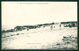 A1 MAROC MAROKKO MOROCCO MARRUECOS  CPA ENVIRONS D' AGADIR - LE SOUK JHAJ ABDALLAH - Marrakech