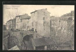 CPA Correns, Le Lavoir - Frankrijk