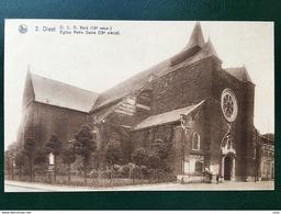 Diest/-O.L.V.kerk Met Kleine Animatie - Diest