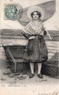CPA   TYPE DE MATELOTE---1907 - Pesca
