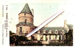 WIERRE-AU-BOIS (Pas De Calais) - Le Château - Francia