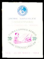 575   Club Filatélico - Private SS - 1964 - Vuelo Jaime González - Cb - 2,85 - Non Classés