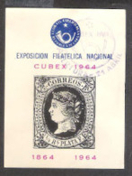 575  Hojita Del Club. Fil. De ... - Expo CUBEX 1964 - Cb - 2,85 - Non Classés