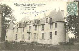 BRUZ  -- Château De Vaugaillard                             --- Hamonic 1304 - France