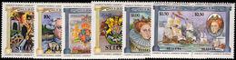 St Lucia 1984 British Monarchs Unmounted Mint. - St.Lucia (1979-...)