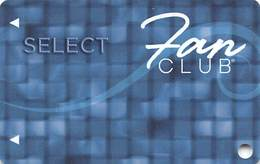 Isle Of Capri Casino Multi-Locations Fan Club Slot Card @2014 BLANK - Casino Cards