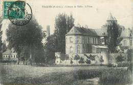 "CPA FRANCE 62 ""Tilques, Chateau De Taffin"" - Frankrijk"