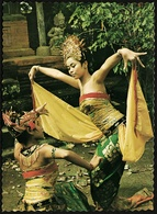 The Graceful Legong Dance  -  Ansichtskarte Ca.1971   (9700) - Indonesien