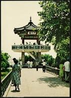 Octagonal  -  Gazebo At Liberty Park  -  Ansichtskarte Ca.1975   (9702) - Corea Del Sud